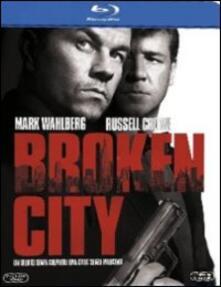 Broken City di Allen Hughes - Blu-ray