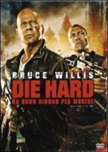 Die Hard. Un buon giorno per morire di John Moore - DVD