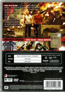 Die Hard. Un buon giorno per morire di John Moore - DVD - 2