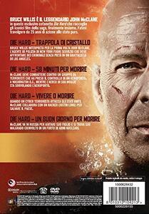 Die Hard Collection (4 DVD) di Renny Harlin,John McTiernan,John Moore,Len Wiseman - 2