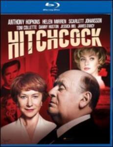 Hitchcock di Sacha Gervasi - Blu-ray