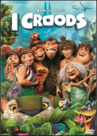 Cover Dvd Croods (DVD)