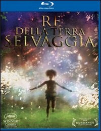 Cover Dvd Re della terra selvaggia. Beasts of the Southern Wild (Blu-ray)