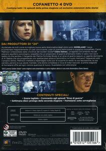 Homeland. Stagione 1 (4 DVD) - DVD - 2