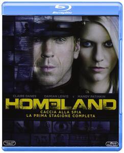 Homeland. Stagione 1 (3 Blu-ray) - Blu-ray