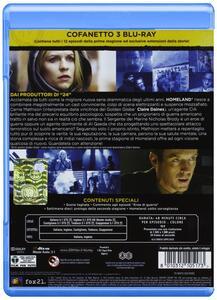 Homeland. Stagione 1 (3 Blu-ray) - Blu-ray - 2