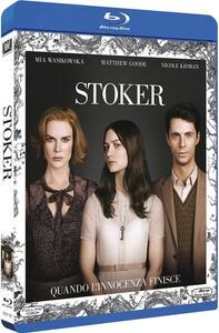 Stoker di Park Chan-Wook - Blu-ray