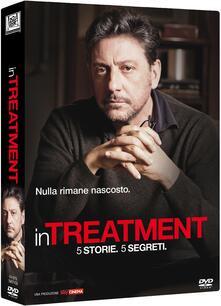 In Treatment. Stagione 1 (7 DVD) di Saverio Costanzo - DVD