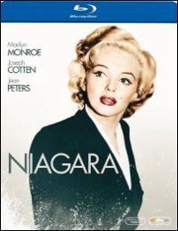 Cover Dvd Niagara (Blu-ray)