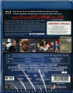 Re per una notte di Martin Scorsese - Blu-ray - 2