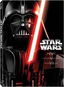 Star Wars. Original Trilogy (3 DVD) di Irvin Kershner,George Lucas,Richard Marquand