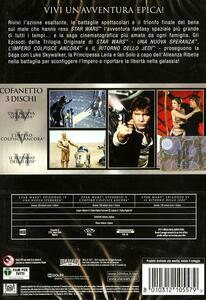 Star Wars. Original Trilogy (3 DVD) di Irvin Kershner,George Lucas,Richard Marquand - 2