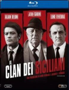 Il clan dei siciliani di Henri Verneuil - Blu-ray