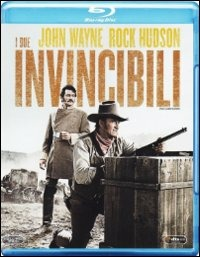 Cover Dvd due invincibili (Blu-ray)