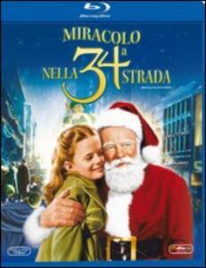 Il miracolo nella Trentaquattresima strada di George Seaton - Blu-ray