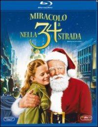 Cover Dvd miracolo nella Trentaquattresima strada (Blu-ray)