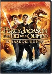Percy Jackson e gli dei dell'Olimpo. Il mare dei mostri di Thor Freudenthal - DVD