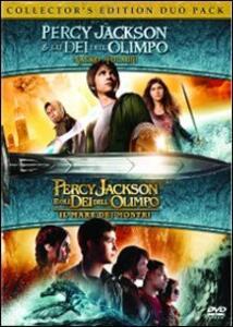 Percy Jackson 1 & 2 (2 DVD) di Chris Columbus,Thor Freudenthal