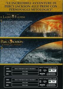 Percy Jackson 1 & 2 (2 DVD) di Chris Columbus,Thor Freudenthal - 2