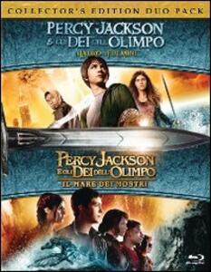 Percy Jackson 1 & 2 (2 Blu-ray) di Chris Columbus,Thor Freudenthal