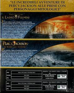 Percy Jackson 1 & 2 (2 Blu-ray) di Chris Columbus,Thor Freudenthal - 2