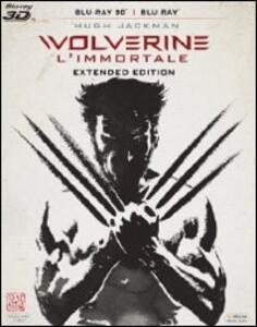 Wolverine. L'immortale 3D (Blu-ray + Blu-ray 3D) di James Mangold