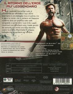 Wolverine. L'immortale 3D (Blu-ray + Blu-ray 3D) di James Mangold - 2