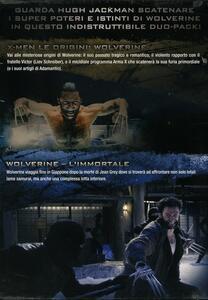 Wolverine. L'immortale-X-Men le origini. Wolverine (2 DVD) di Gavin Hood,James Mangold - 2