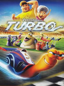 Turbo di David Soren - DVD