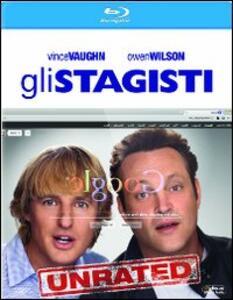 Gli stagisti. Unrated (Blu-ray) di Shawn Levy - Blu-ray