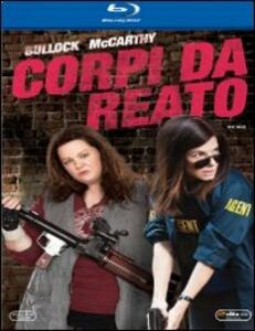 Corpi da reato. Unrated (Blu-ray) di Paul Feig - Blu-ray