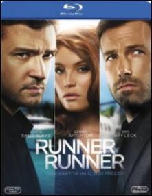 Runner Runner di Brad Furman - Blu-ray