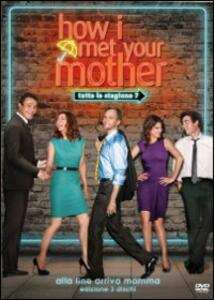 How I Met Your Mother. Alla fine arriva mamma. Stagione 7 (3 DVD) - DVD