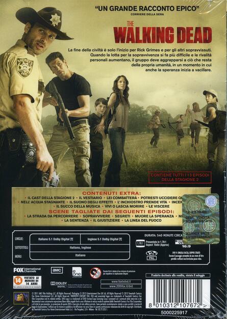 the walking dead download ita stagione 2