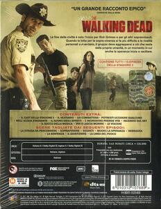 The Walking Dead. Stagione 2. Serie TV ita (4 Blu-ray) - Blu-ray - 2