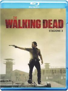 The Walking Dead. Stagione 3. Serie TV ita (5 Blu-ray) - Blu-ray