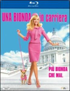 Una bionda in carriera. Legally Blonde 2 di Charles Herman-Wurmfeld - Blu-ray