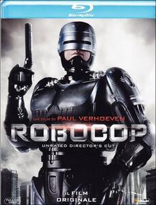 RoboCop. Il futuro della legge di Paul Verhoeven - Blu-ray