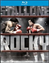 Cover Dvd Rocky (Blu-ray)