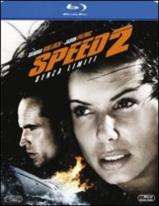 Speed 2. Senza limiti di Jan De Bont - Blu-ray