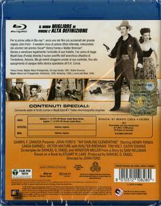 Sfida infernale di John Ford - Blu-ray - 2