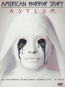 American Horror Story. Stagione 2 (4 DVD) - DVD
