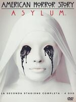 American Horror Story. Stagione 2 (4 DVD)