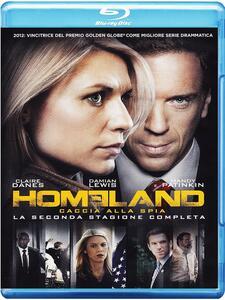 Homeland. Stagione 2 (3 Blu-ray) - Blu-ray
