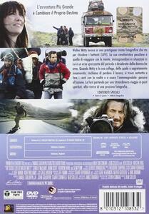 I sogni segreti di Walter Mitty di Ben Stiller - DVD - 2