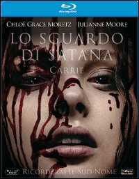 Cover Dvd sguardo di Satana. Carrie (Blu-ray)