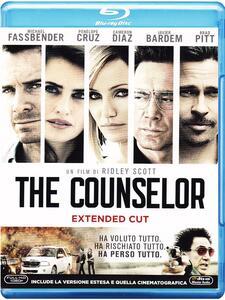 The Counselor. Il procuratore (2 Blu-ray) di Ridley Scott