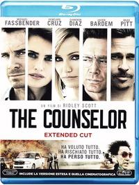 Cover Dvd The Counselor. Il procuratore (Blu-ray)