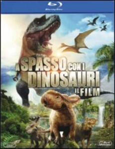 A spasso con i dinosauri di Barry Cook,Neil Nightingale - Blu-ray