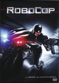 Cover Dvd RoboCop (DVD)